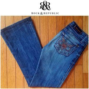 Rock & Republic Jean's 24